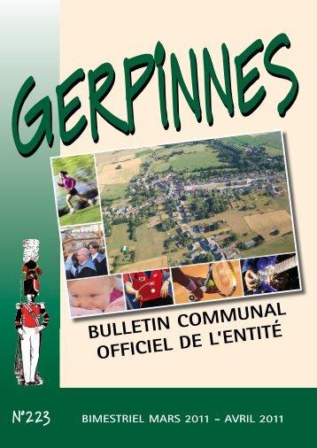 mars - Gerpinnes