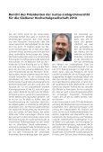 Universitätsblätter 2011 - Gießener Hochschulgesellschaft - Seite 6