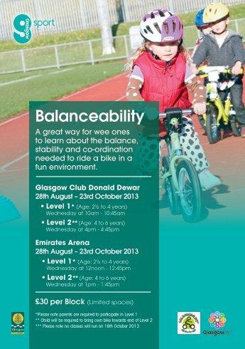 Balanceability - Glasgow Life