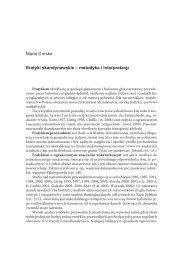 Maria Górska Eratyki skandynawskie – metodyka i interpretacja