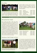 Newsletter September 2011 - Golfclub am Meer - Page 2