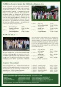 Newsletter September 2011 - Golfclub am Meer - Page 4