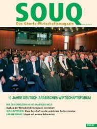 Ausgabe 1/2007 - Ghorfa
