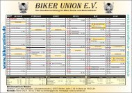 der Biker Union eV