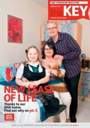 NEW LEASE OF LIFE - Glasgow Housing Association