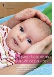 «El parto: inicio de una relación de por vida» - Gesundheit.bs.ch ...