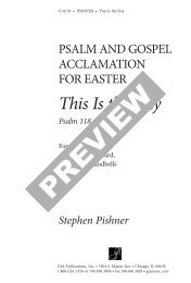 This is the Day - Psalm 118 - GIA Publications