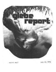 Glebe Report - Volume 4 Number 7 - July 10 1976