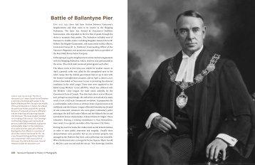 Battle of Ballantyne Pier - Global Bird Photos Collection