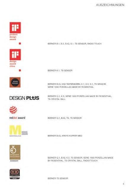 Berker Katalog 2012 - siblik