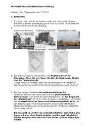 Vortrag zur Geschichte der Hacketäuer-Siedlung am 3.5.2011 als PDF