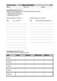 S-Arbeitsblätter 1-5 - Gegenschatz.net