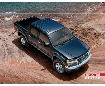 GMC, Canyon - GM Canada