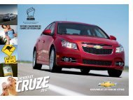 Cruze - GM Canada