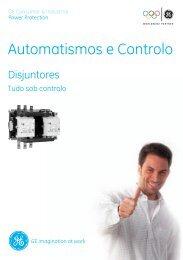 PDF: Disjuntores (4,28MB) - G E Power Controls