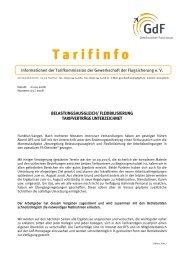 Tarifinfo - GdF