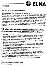 Deutsche Beschreibung MapSource - Das GoldWing-Forum