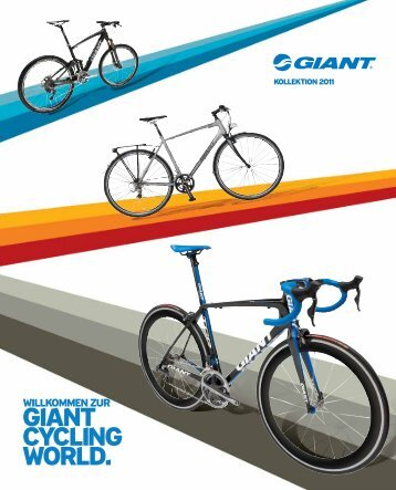 GiAnT cyclinG world. - Giant Bicycles