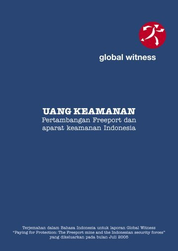 Indonesian Report.indd - Global Witness