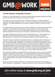 Can My Employer Change My Contract?x - GMB