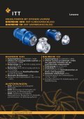 Edelstahl-Kreiselpumpen mit offenem Laufrad Baureihen SHO und CO - Seite 2