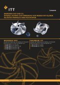 Edelstahl-Kreiselpumpen mit offenem Laufrad Baureihen SHO und CO - Seite 3