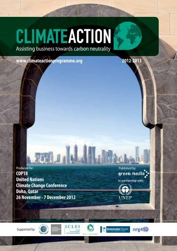 November 2012 PDF - 176 pages - Global Sustainable Electricity ...