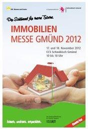 Immobilien Messe Gmünd 2012 (4,27 MB) - Gmünder Tagespost