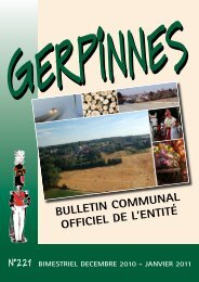 décembre (221) - Gerpinnes