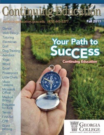 Online Career Training Program - Georgia College & State University