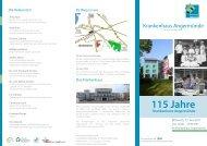 115 Jahre - GLG Gesellschaft für Leben und Gesundheit mbH