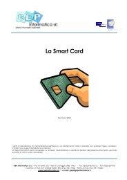 La Smart Card - GEP Informatica Srl