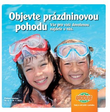 Leták v PDF - Globus