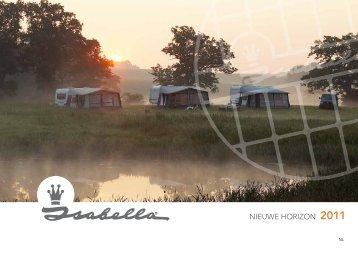 Isabella voortenten en luifels voor caravans en campers - Gelderse ...