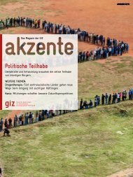 Gesamte Ausgabe (pdf, 7.23 MB, DE) - GIZ