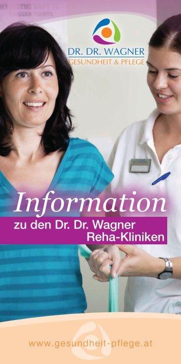 Infofolder - Gesundheit & Pflege