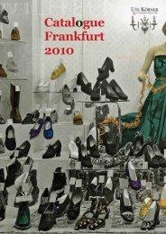 Catalogue | Frankfurt Book Fair 2010 | Ute Körner Literary Agent