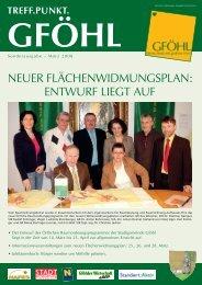 Datei herunterladen - .PDF - Stadtgemeinde Gföhl