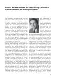 Universitätsblätter 2008 - Gießener Hochschulgesellschaft - Seite 6