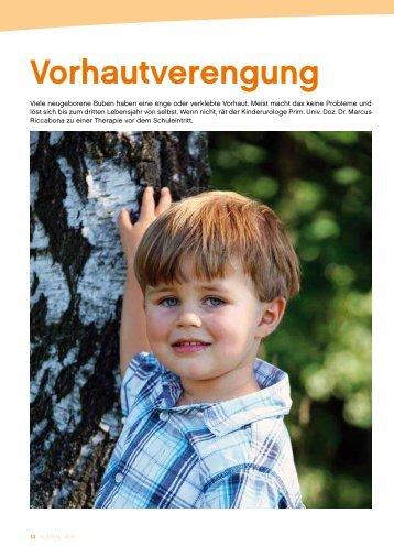Vorhautverengung bei Kindern - gesund-in-ooe.at