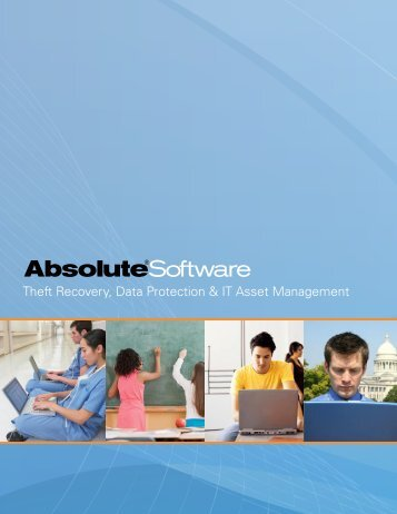 Theft Recovery, Data Protection & IT Asset Management