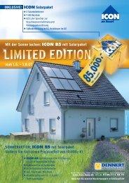 ICON 85 mit Solarpaket vom 1.5. ? 1.8.07 - GIF-Immobilien
