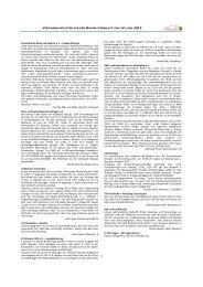 Vereinsnachrichten 140613 - Gemeinde Bisingen