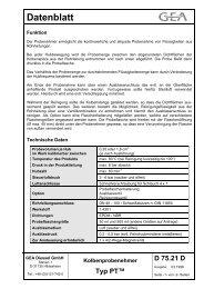 D75.21 - GEA Diessel GmbH