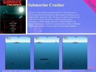 Submarine Crusher - Get Mobile game