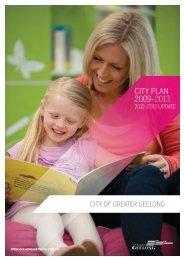 City Plan 2009-2013 (2012-13 Update) (PDF - 6.8 MB)
