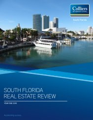 SOUTH FLORIDA REAL ESTATE REVIEW - Broward Alliance