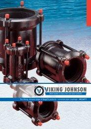 The Viking Johnson range of MegaFit products - universal pipe ...
