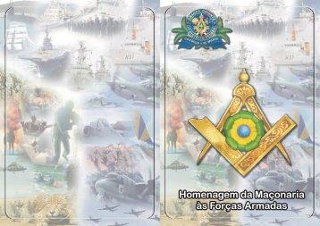 Homenagem da Maçonaria às Forças Armadas - Grande Oriente do ...