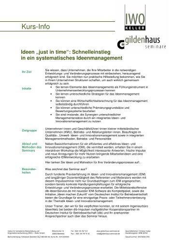 9-2-20-2 IdeenmanagenMunzke - Gildenhaus Seminare